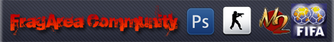 FragArea Community - Counter-Strike [FragArea.idle.RO] Banner